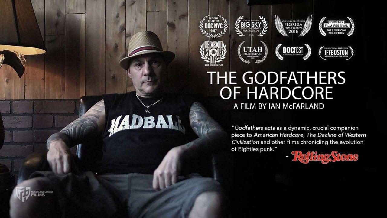 The Godfathers of Hardcore (2018)