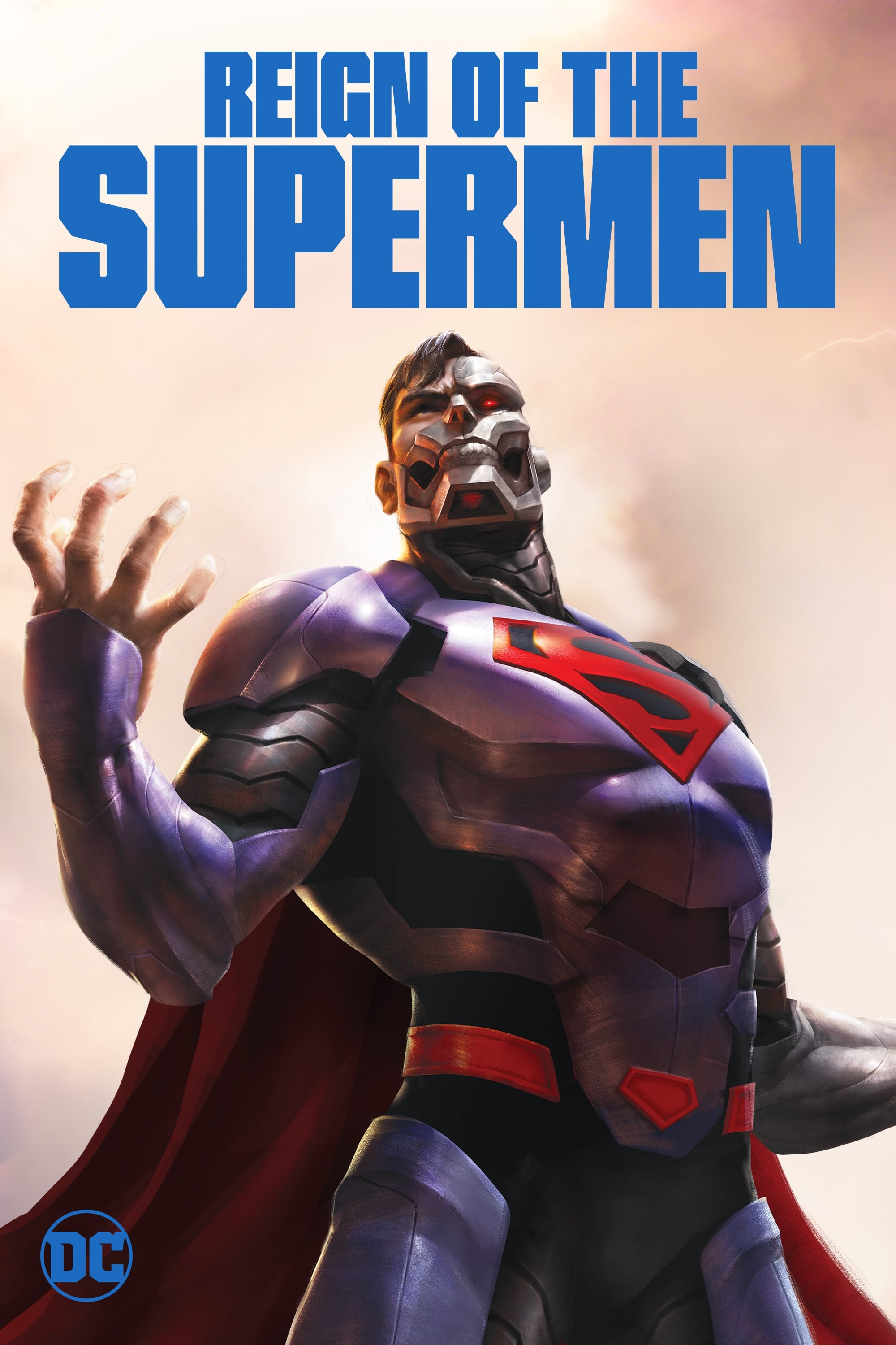 Image result for reign of the supermen 2019