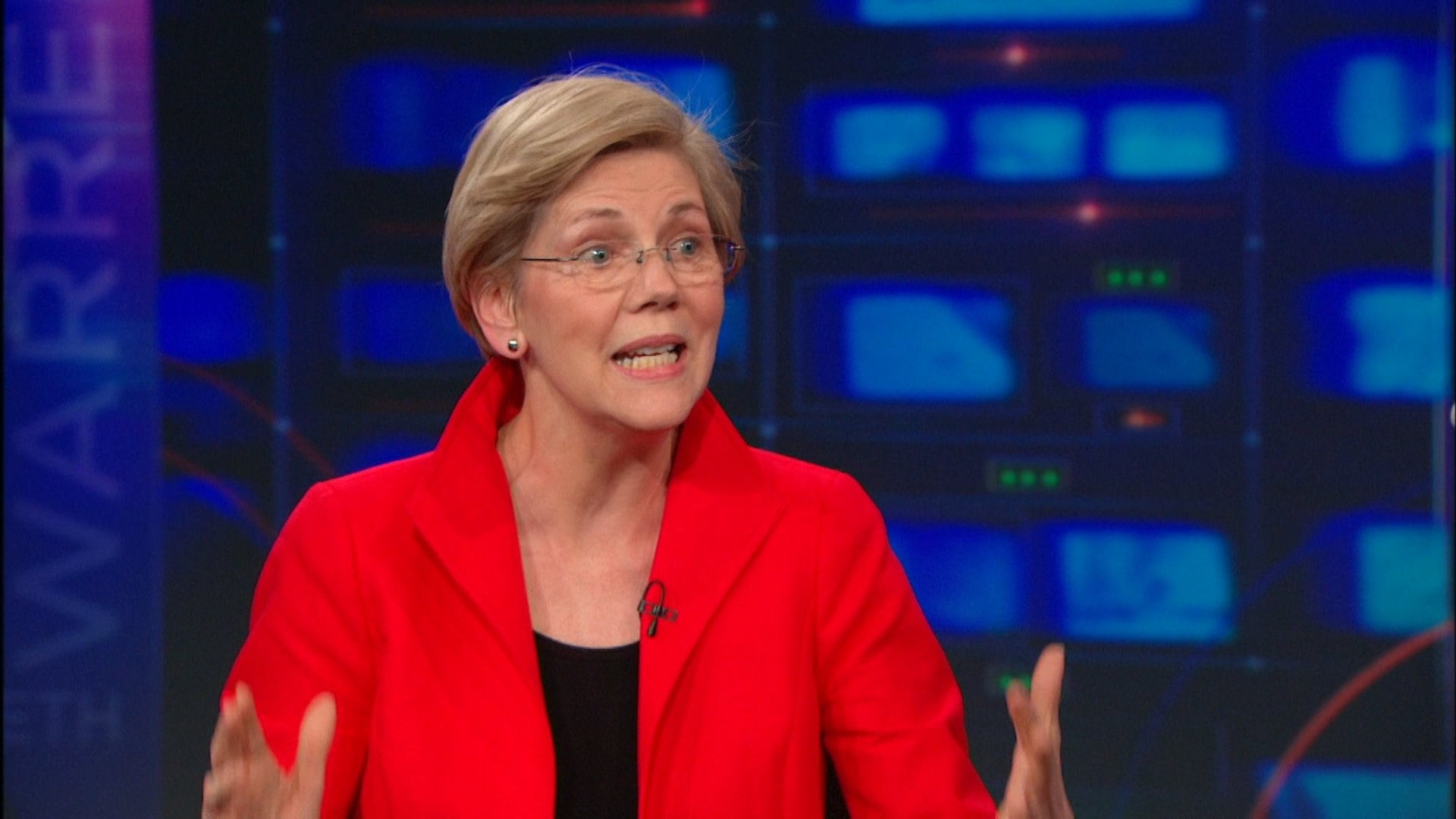 The Daily Show with Trevor Noah Season 19 :Episode 92  Elizabeth Warren