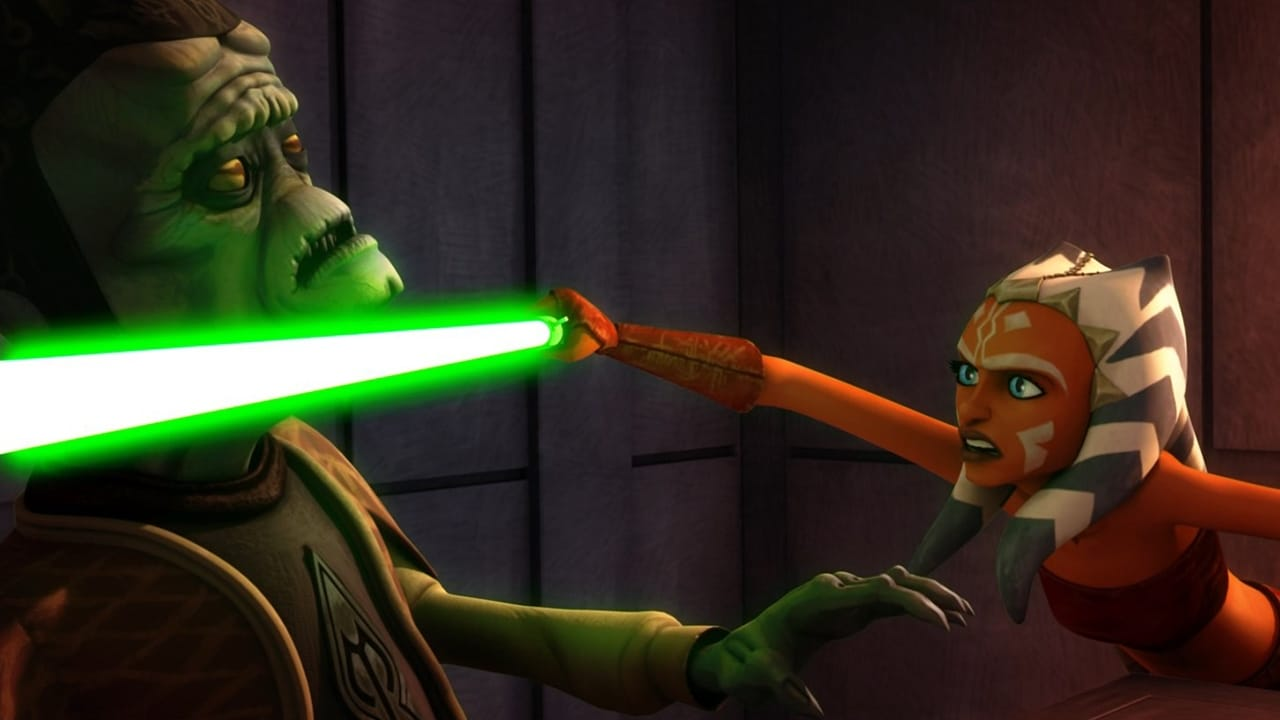 Star Wars: The Clone Wars Season 1 :Episode 9  Cloak of Darkness