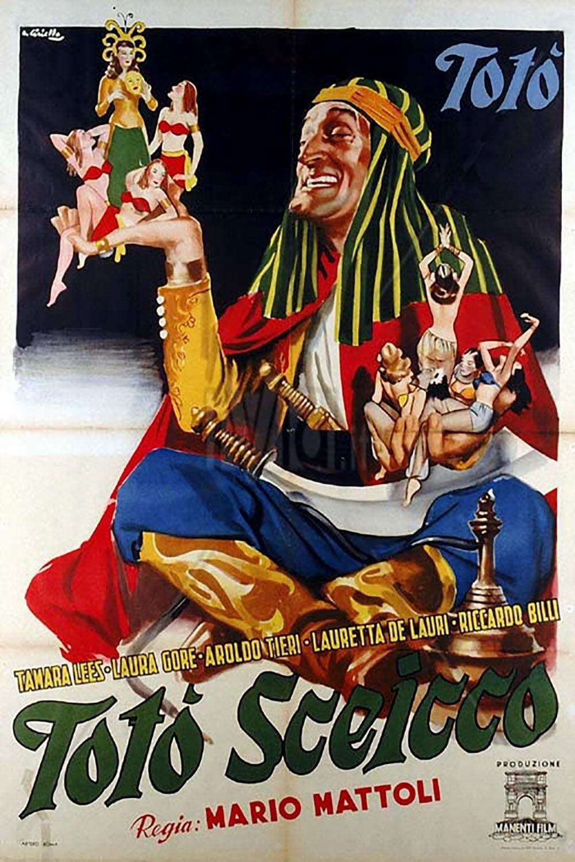 Toto the Sheik (1950)