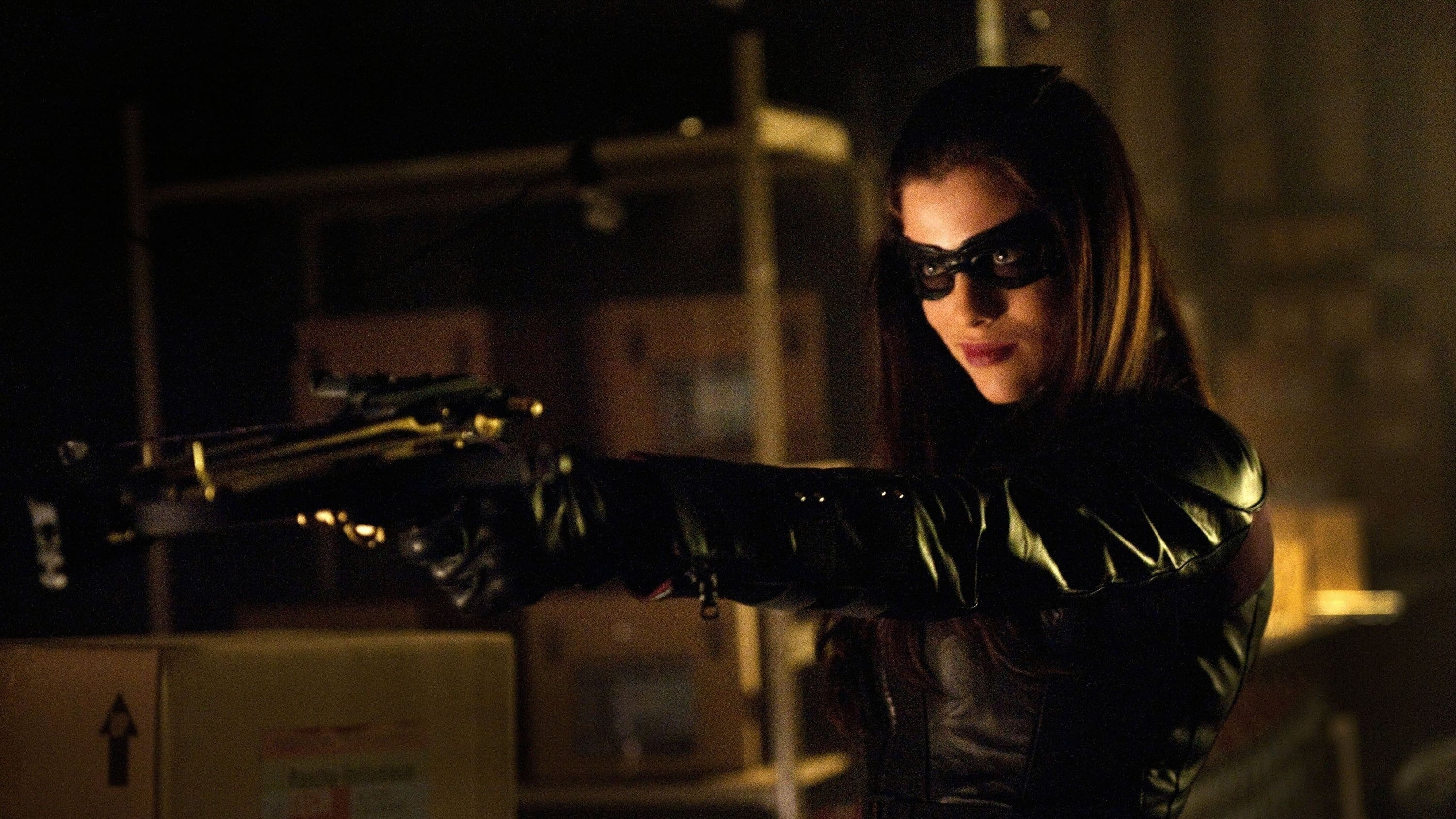 Arrow - Season 1 Episode 8 : Vendetta