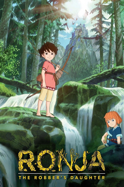 山賊の娘ローニャ TV Shows About Forest