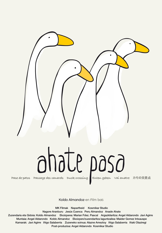 Ahate pasa (2009)