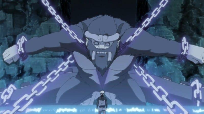 Naruto Shippūden Season 15 :Episode 326  Four Tails, the King of Sage Monkeys