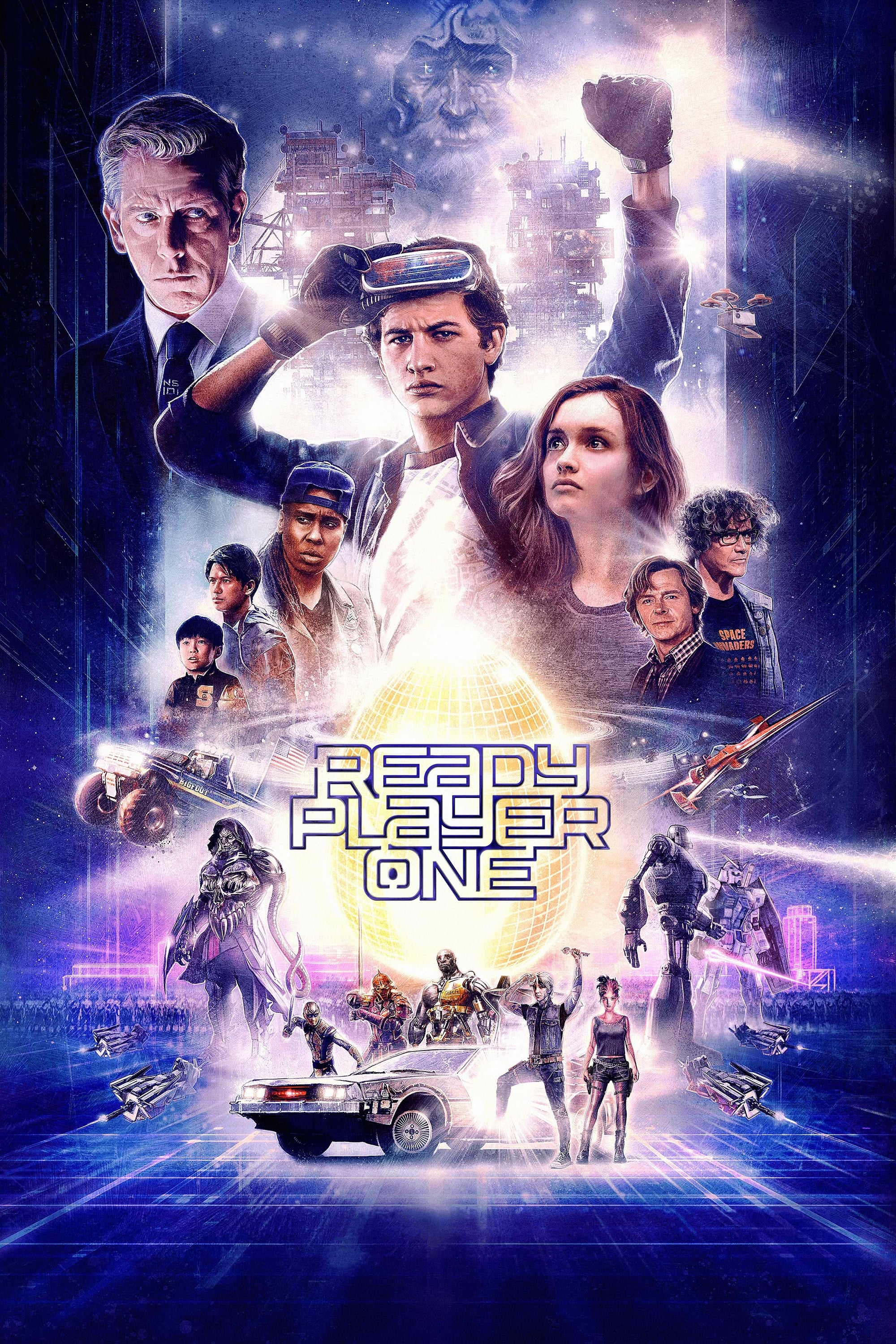 Póster Ready Player One