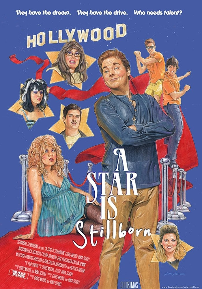A Star Is Stillborn (2014)