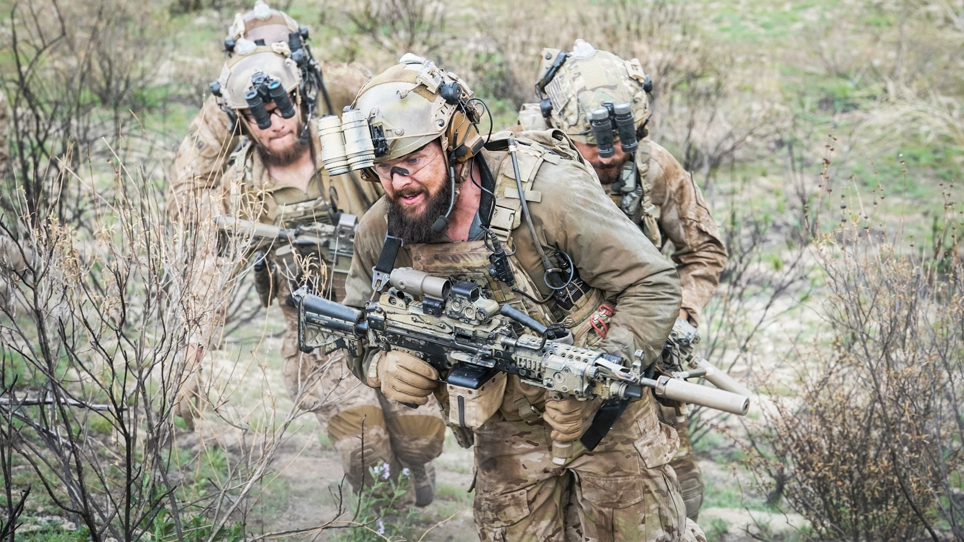 SEAL Team Season 1 :Episode 21  The Graveyard of Empires
