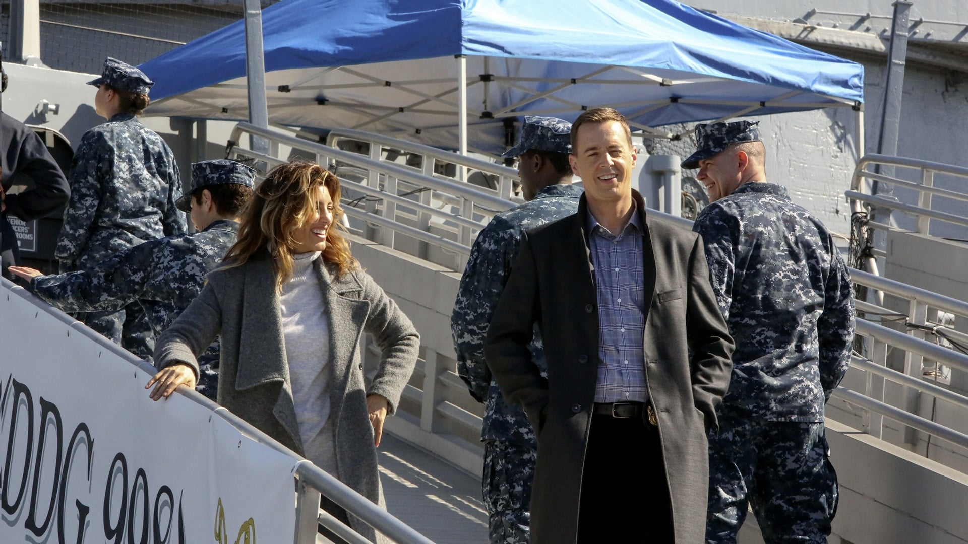 NCIS Season 14 :Episode 18  M.I.A.