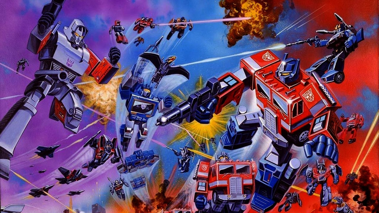 The Transformers: More Than Meets The Eye (1984)