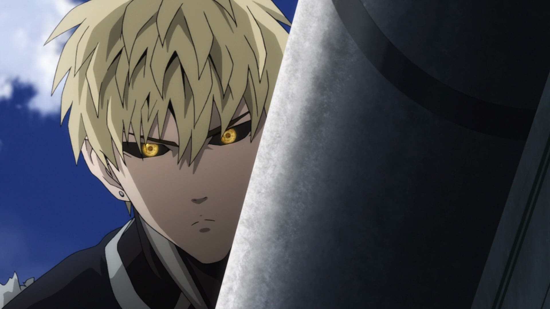 One-Punch Man Season 0 :Episode 7  The Shadow That Snuck Up Too Close