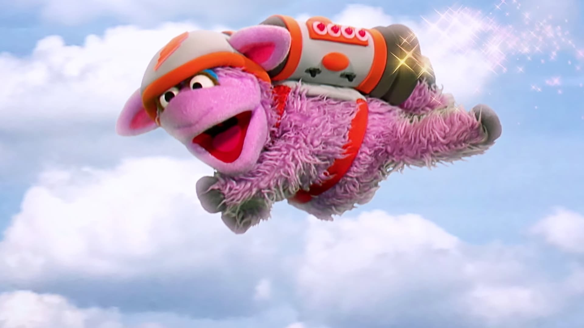 Sesame Street Season 47 :Episode 21  Sheep in a Jet Pack
