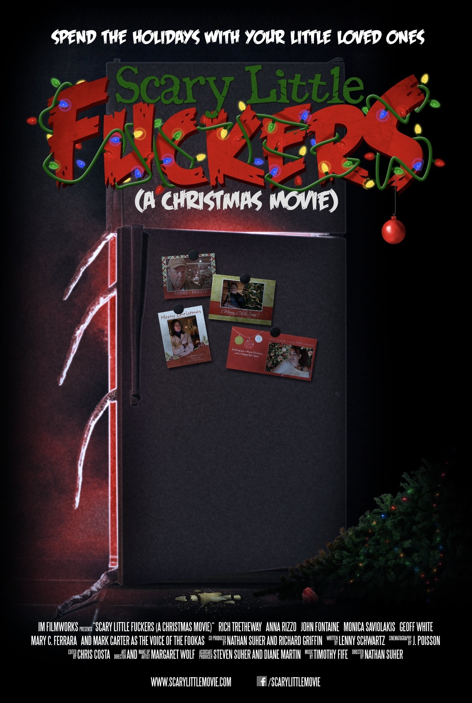 Ver Scary Little Fuckers (A Christmas Movie) Online HD Español ()