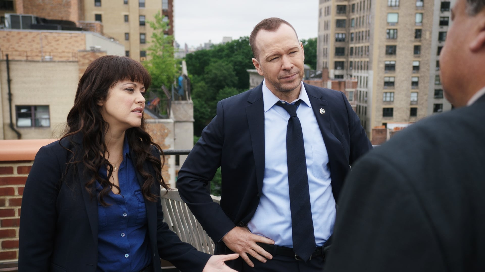 Blue Bloods Season 8 :Episode 3  The Enemy of My Enemy