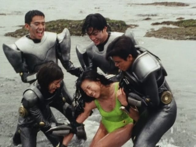 Super Sentai Season 19 :Episode 23  The Last Swimsuit...