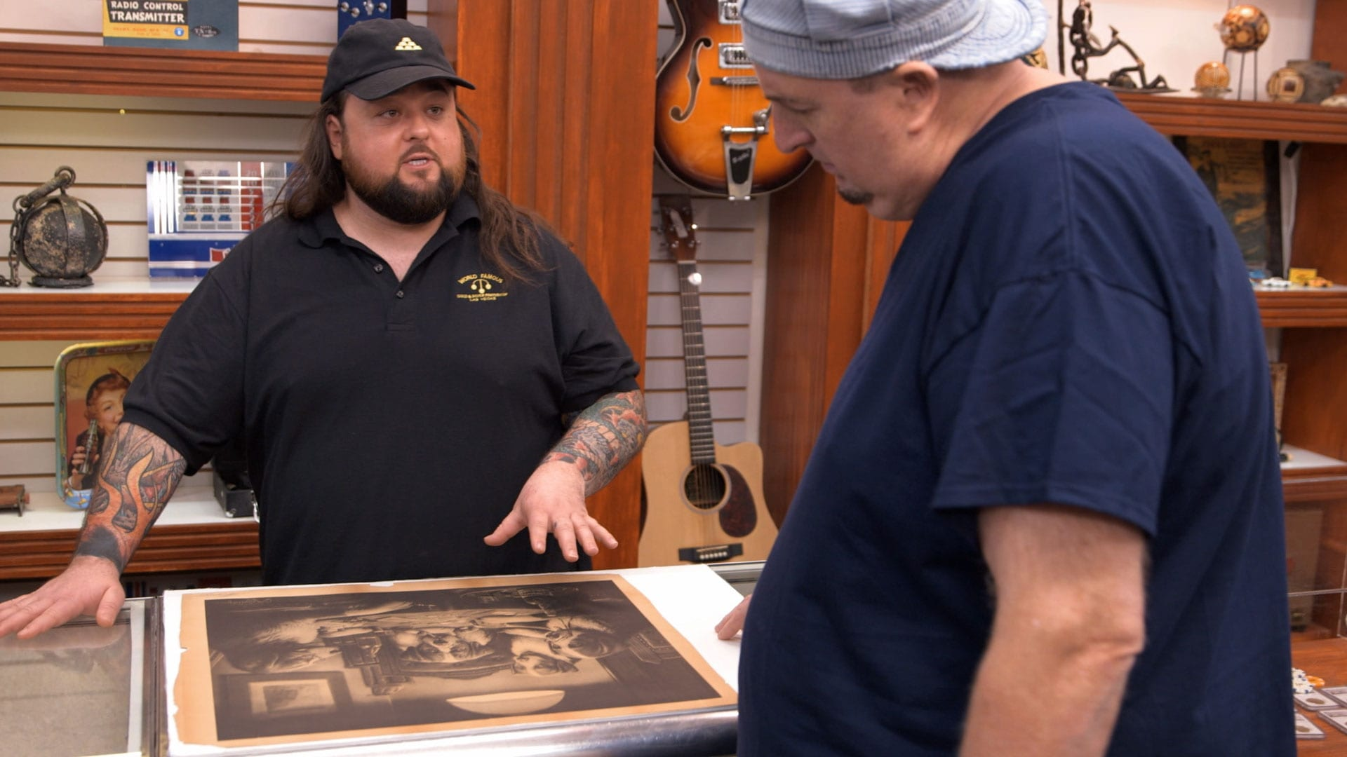Pawn Stars Season 14 :Episode 24  Business is Brewing