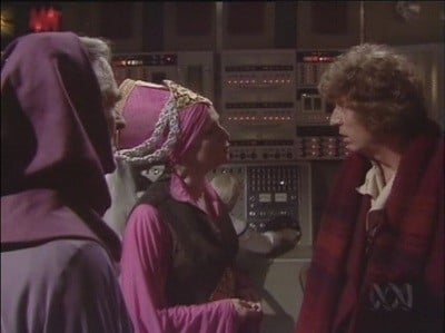 Doctor Who Season 18 :Episode 7  Meglos, Part Three
