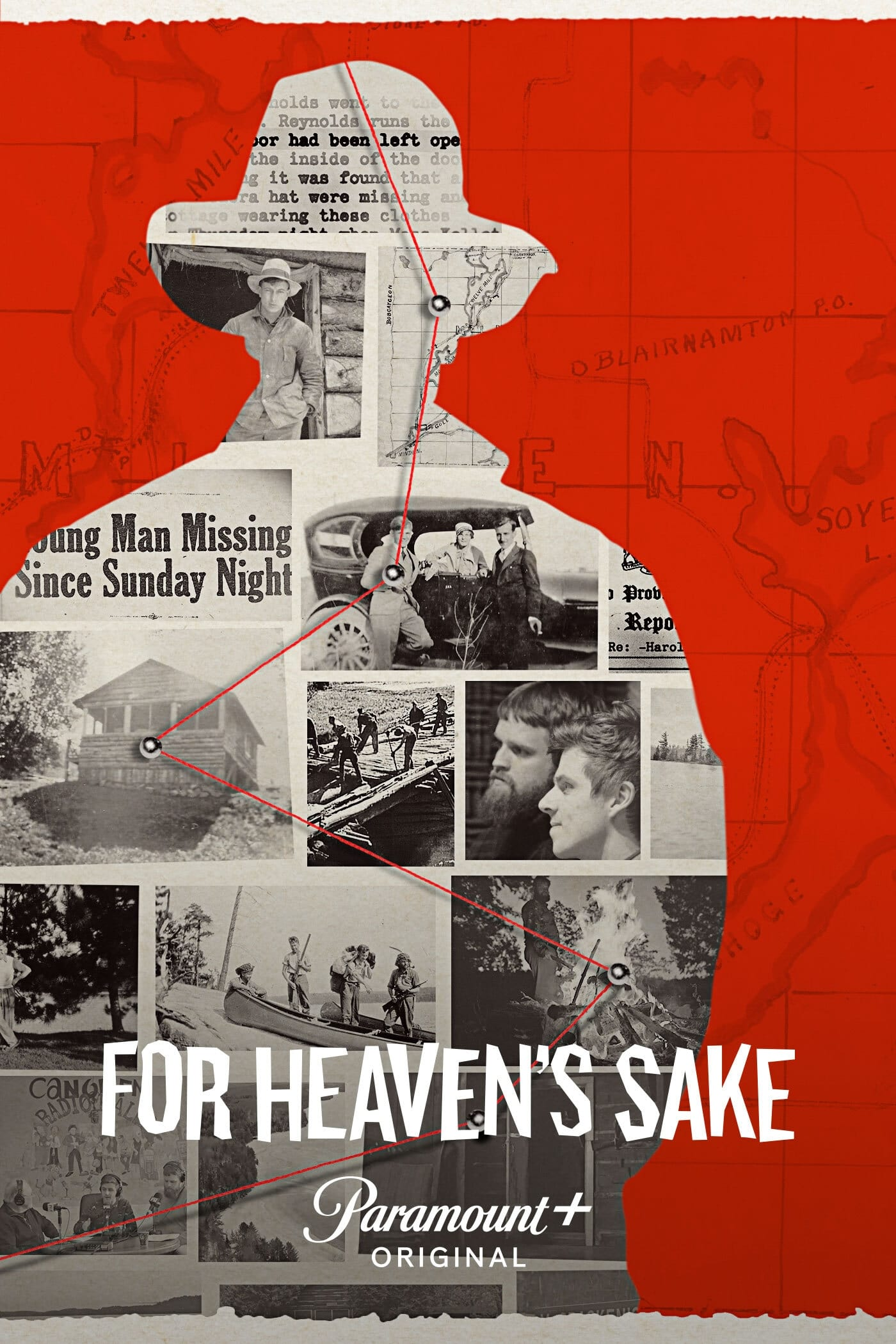 For Heaven's Sake TV Shows About 1930s