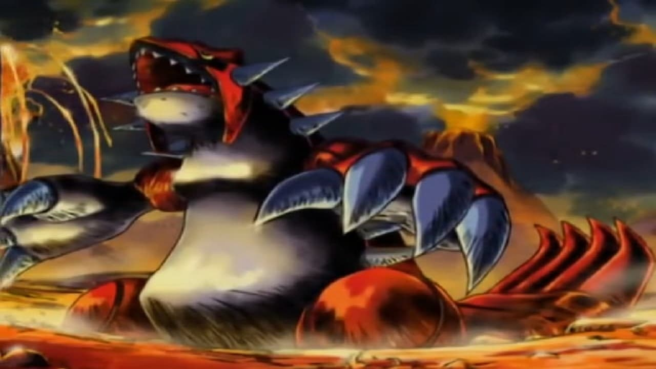 Pokémon Season 8 :Episode 5  Gaining Groudon