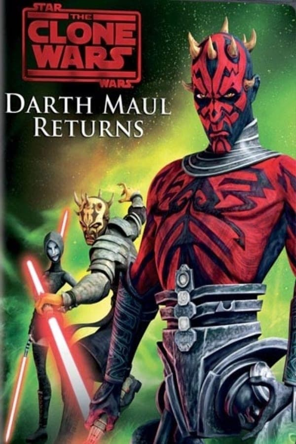 Darth Maul Returns