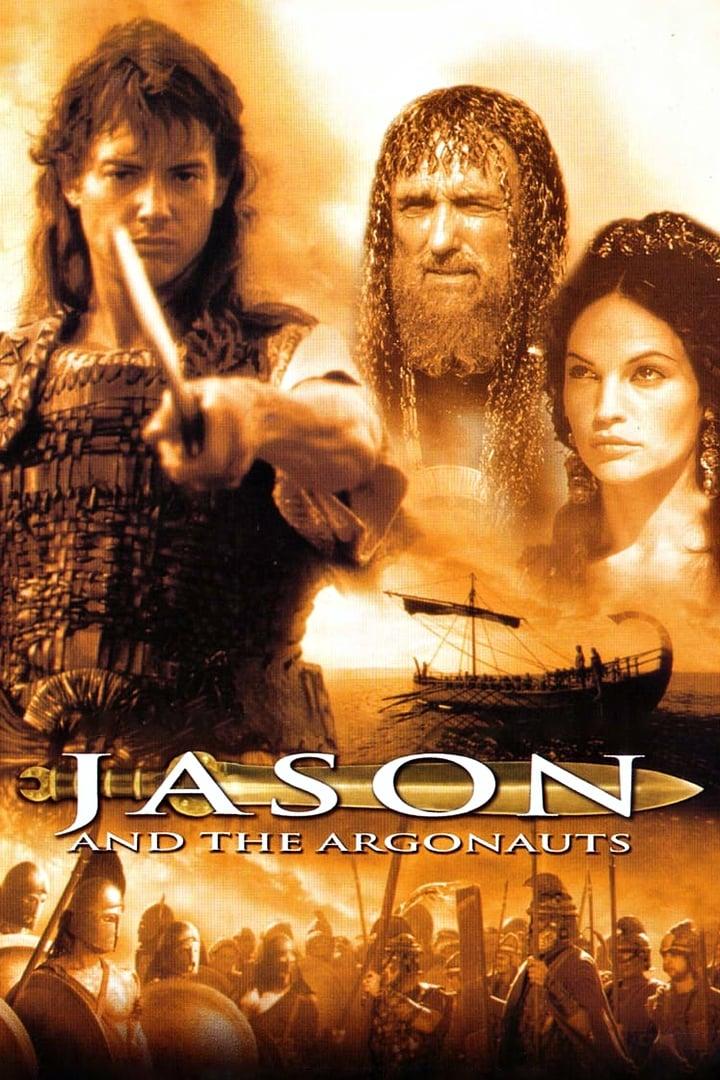 Jason and the Argonauts TV Shows About Greek Mythology