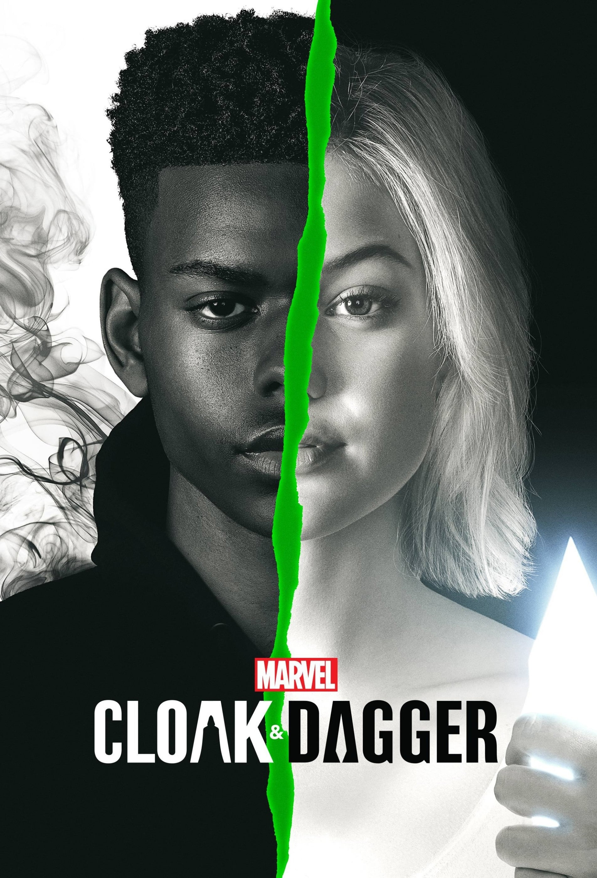 Marvel's Cloak & Dagger Season 2 Complete