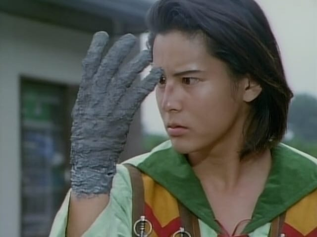 Super Sentai Season 22 :Episode 31  The Cursed Stone