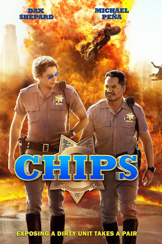 Chips Patrulla Motorizada Recargada Película Completa HD 1080p [MEGA] [LATINO]