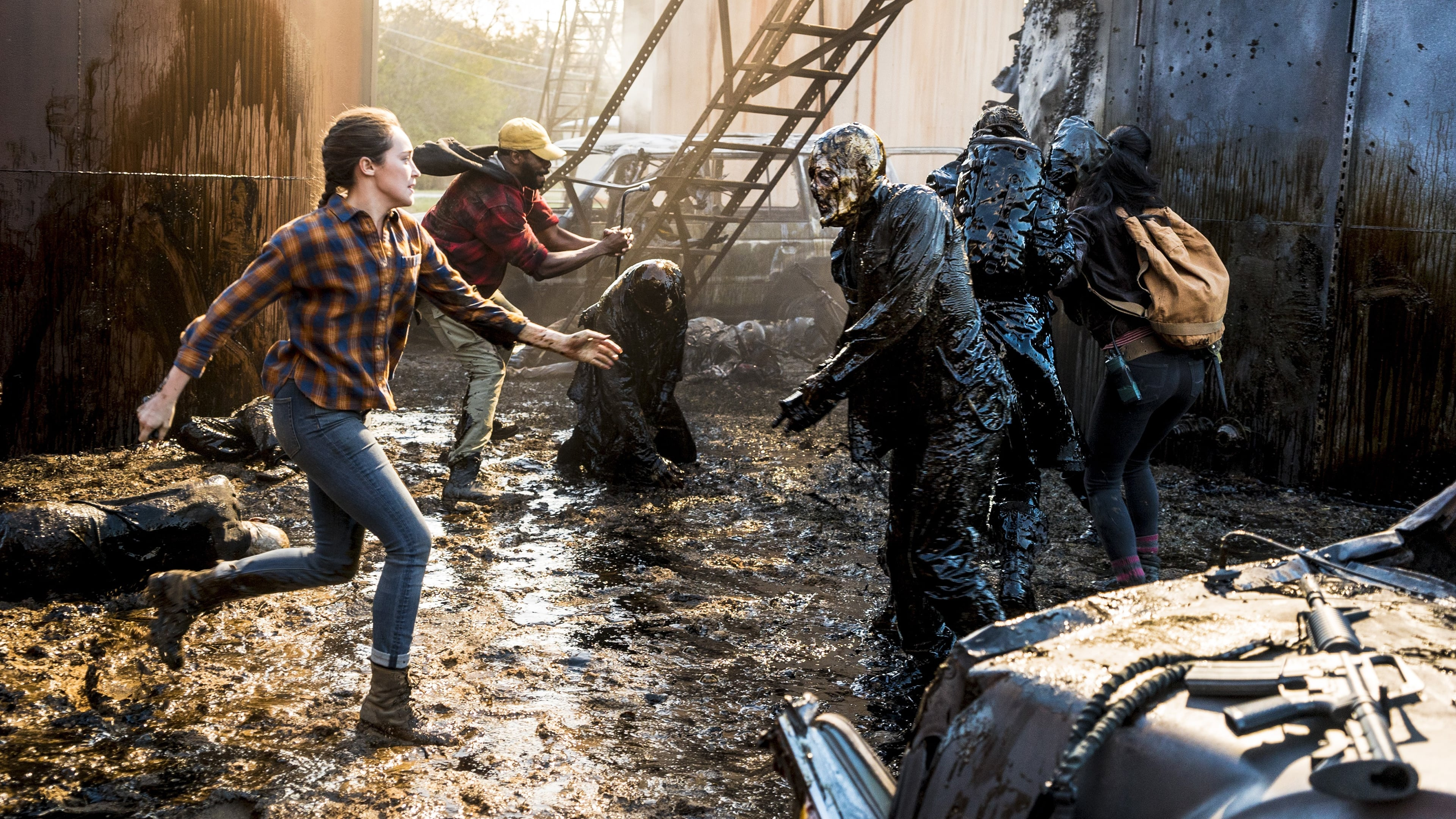 Watch Fear the Walking Dead: 4x2 Episode Online For Free - Movie4u