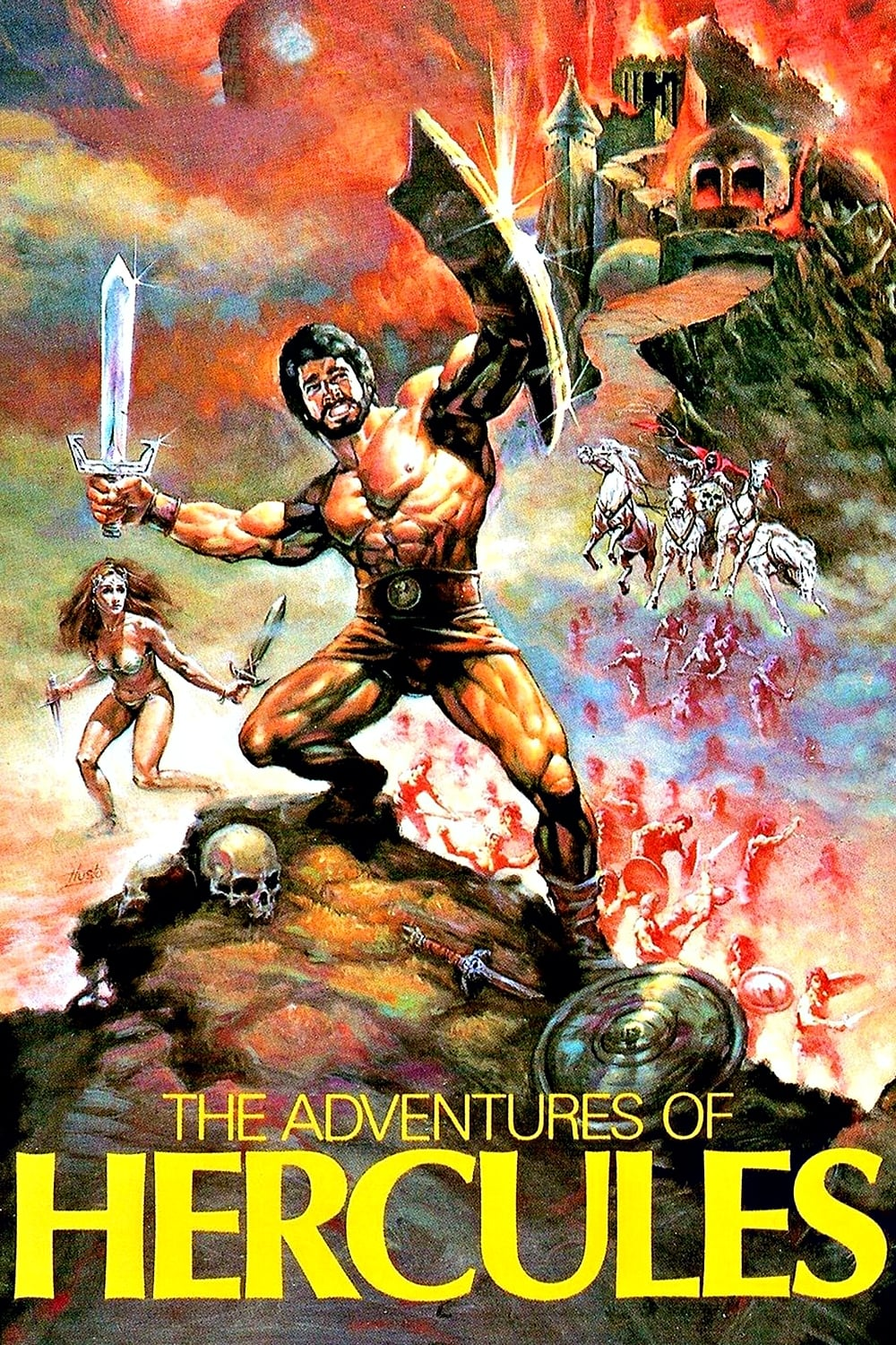 The Adventures of Hercules (1985)