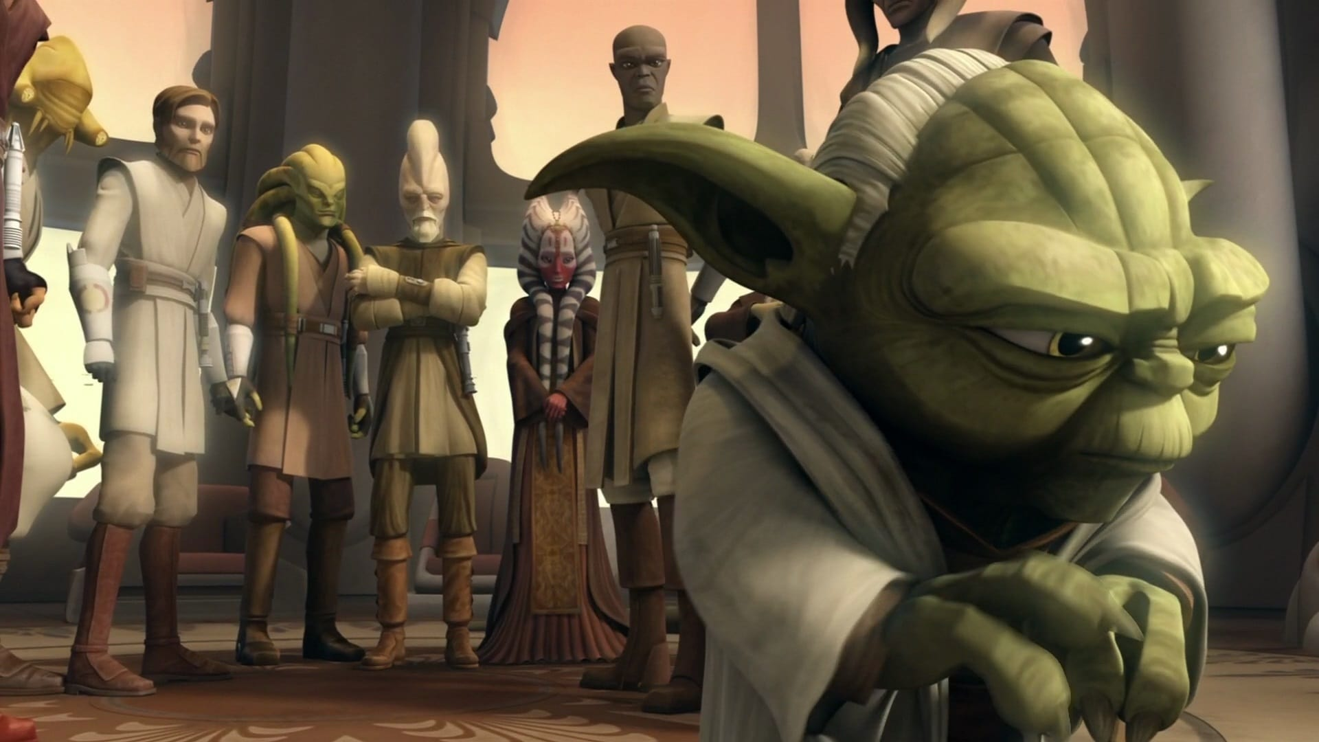 Star Wars: The Clone Wars (Temporada 6) HD 1080P LATINO/INGLES
