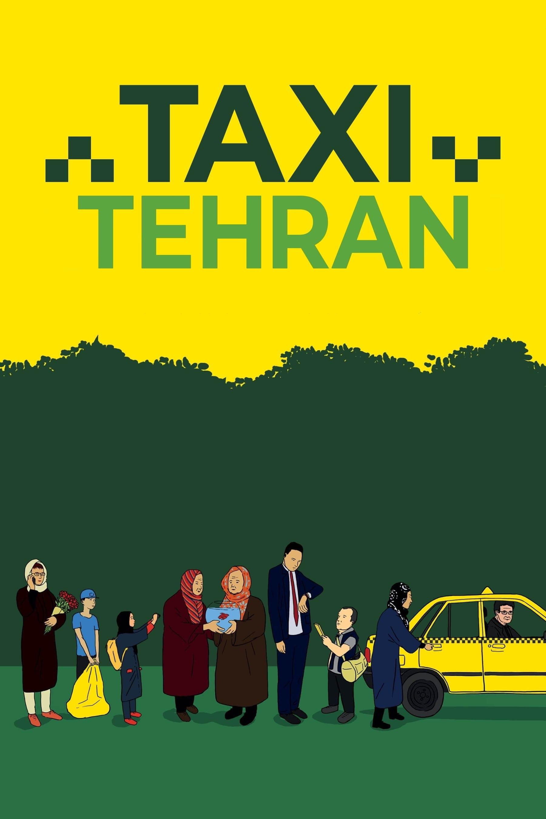 film taxi t??h??ran - 2015