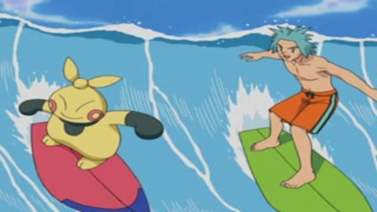 Pokémon - Season 6 Episode 20 : Brave the Wave
