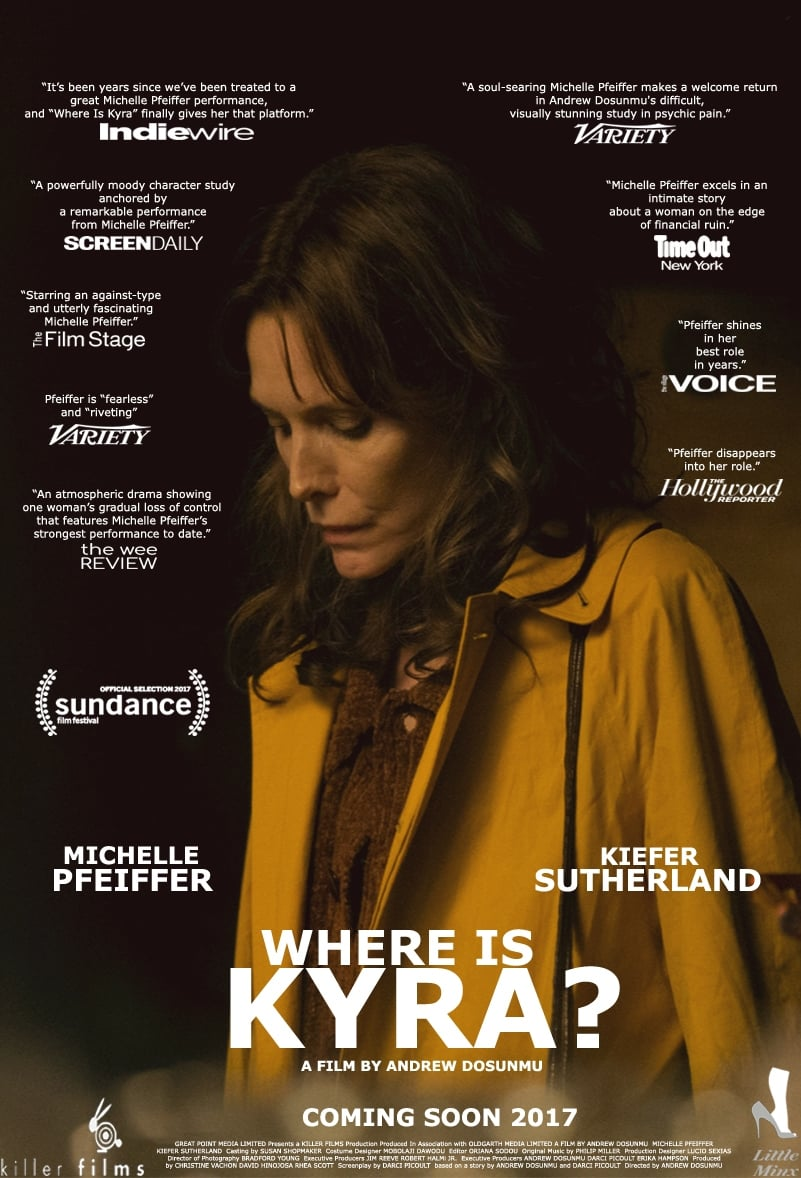 Where Is Kyra ? 2018 Türkçe indir