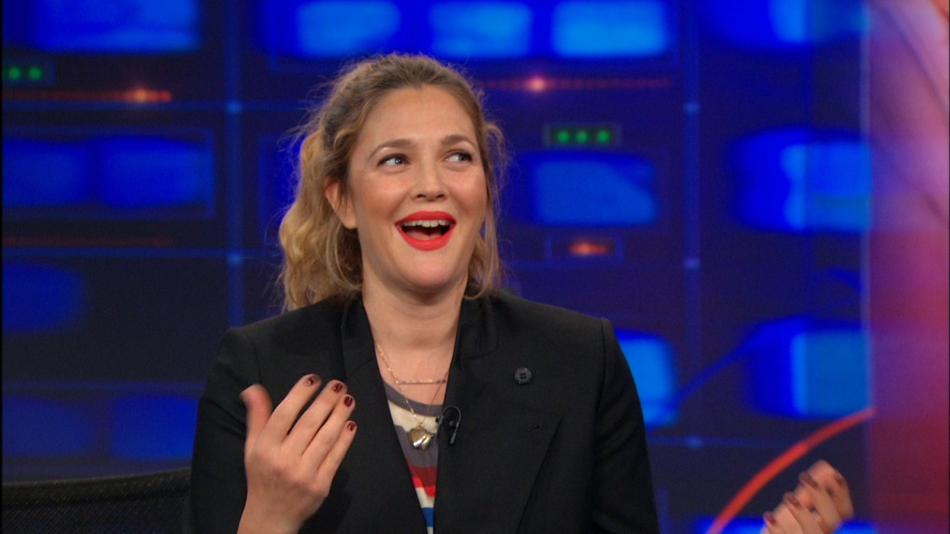 The Daily Show with Trevor Noah Season 19 :Episode 110  Drew Barrymore