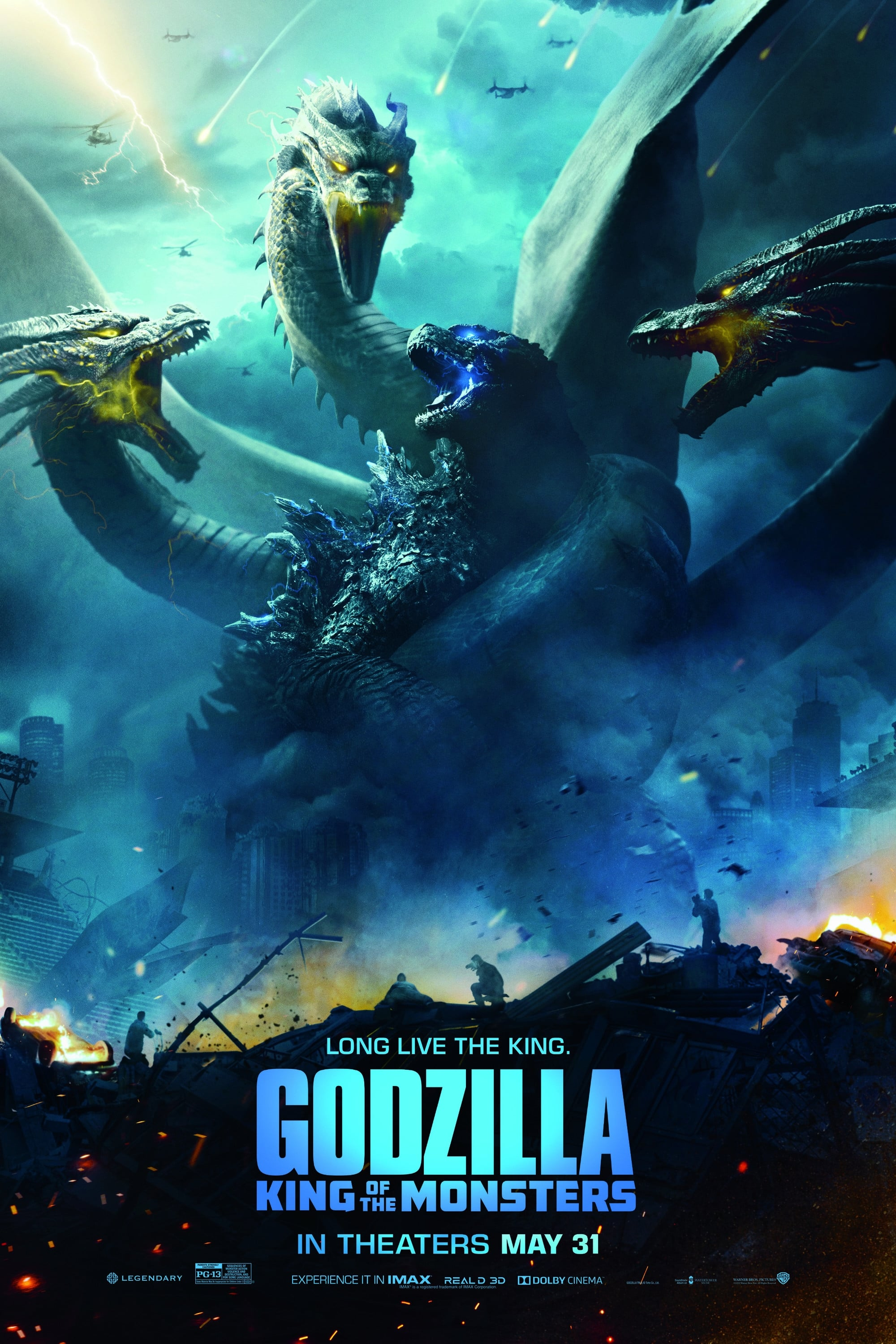 Godzilla: King of the Monsters (2019) Subtitle Indonesia