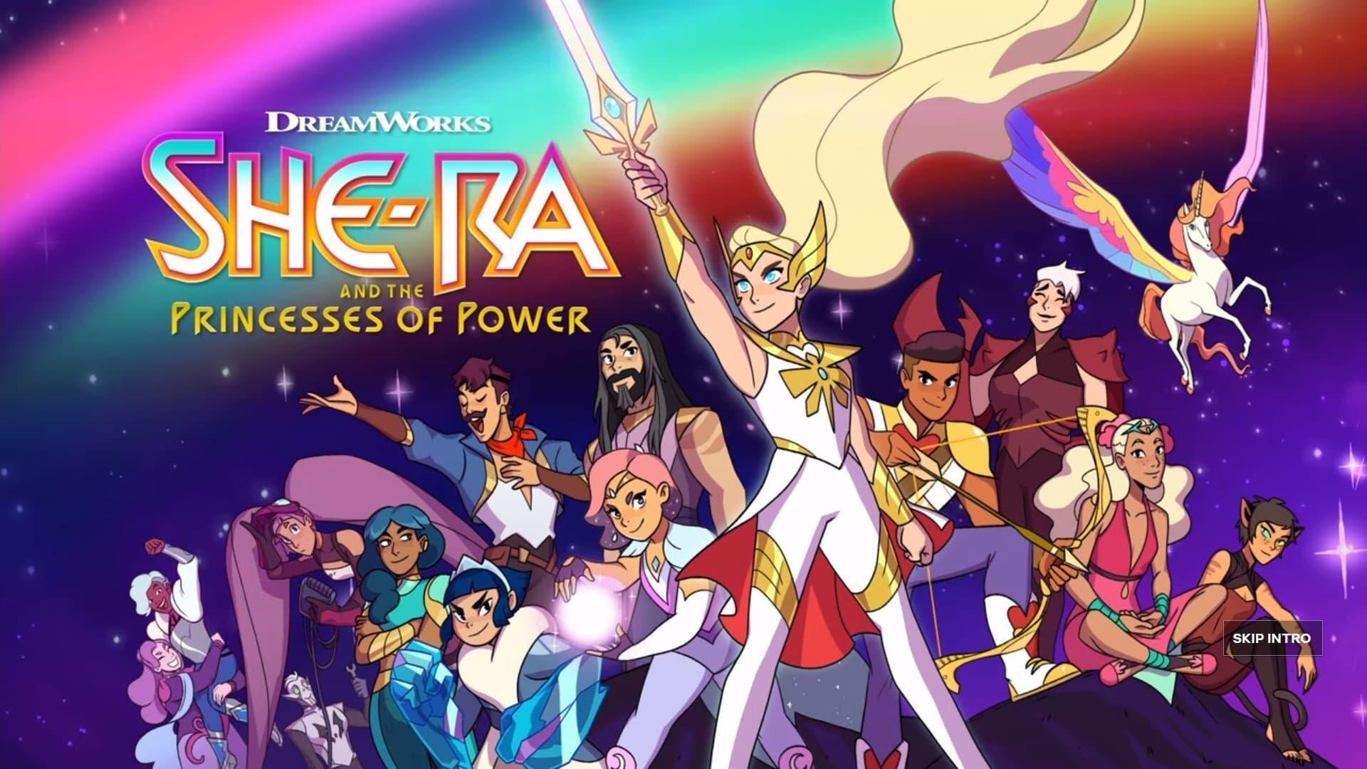 She-Ra y las princesas del poder