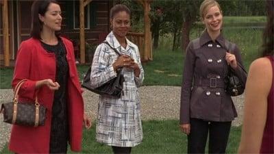 Heartland - Season 2 Episode 5 : Corporate Cowgirls