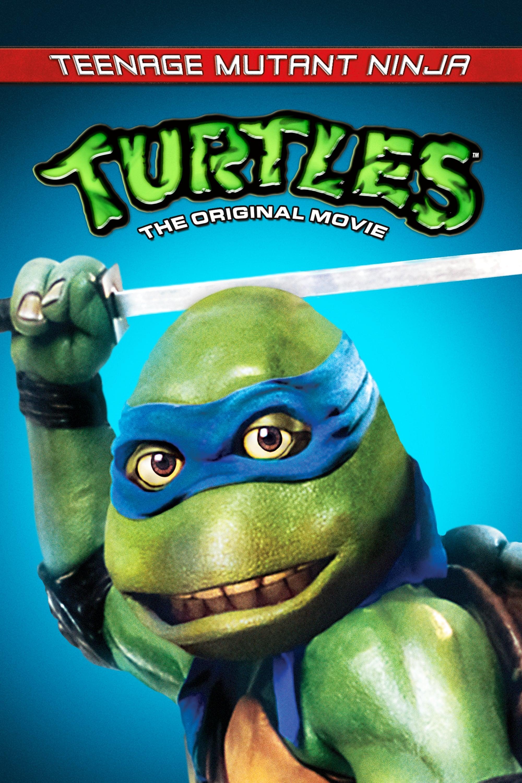 Teenage Mutant Ninja Turtles (1990) - Posters — The Movie ...  Teenage Mutant ...