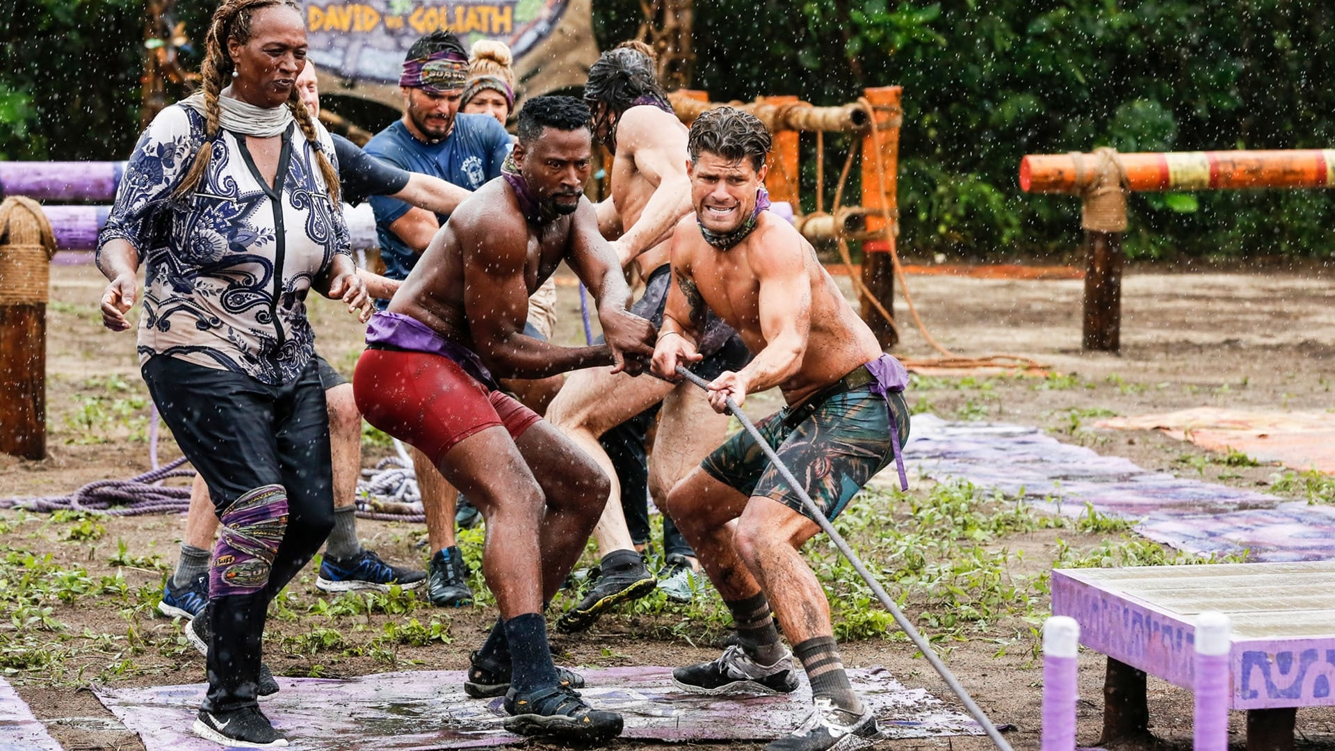 Survivor Season 37 :Episode 3  I Am A Goliath Strong