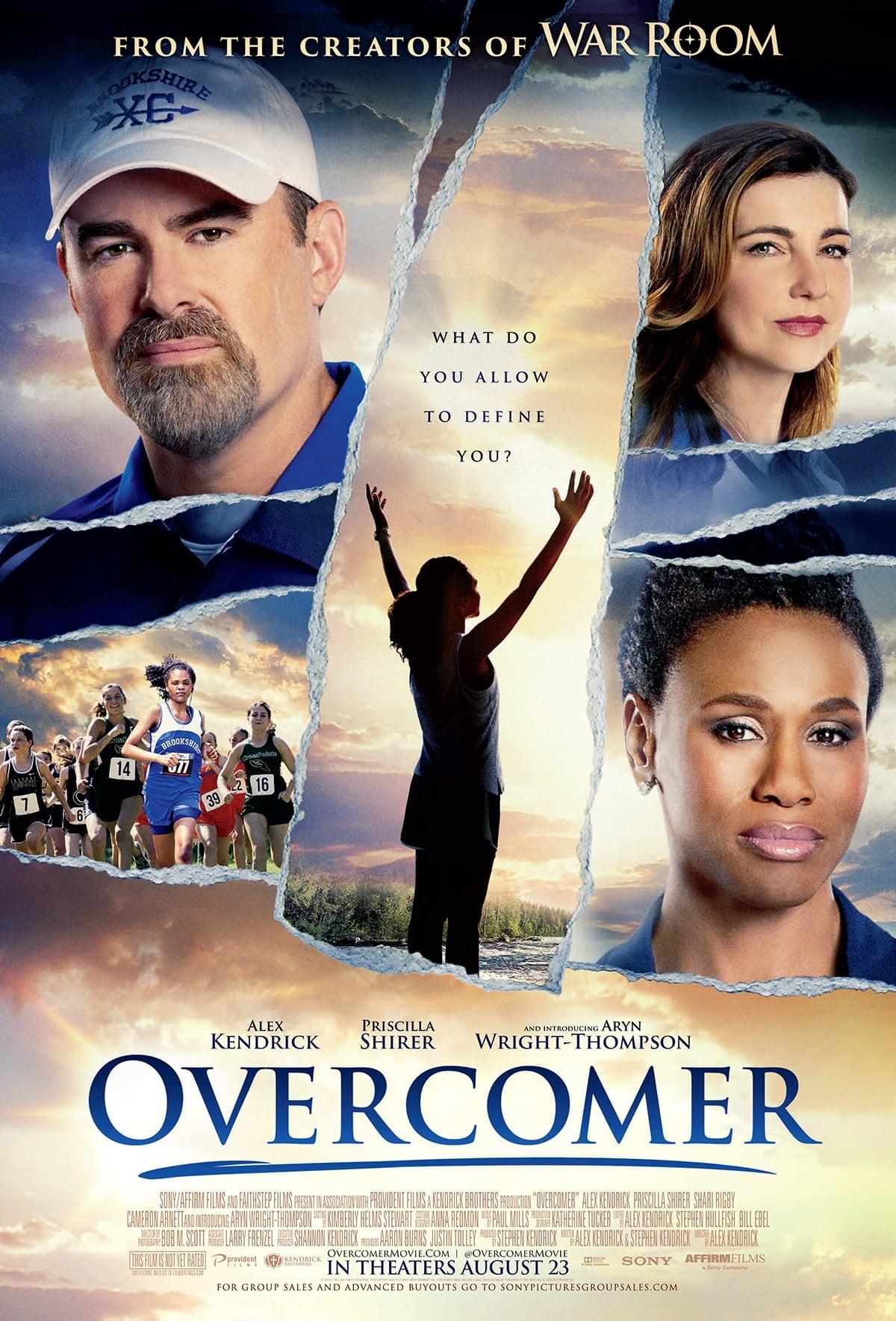 watch Overcomer 2019 online free