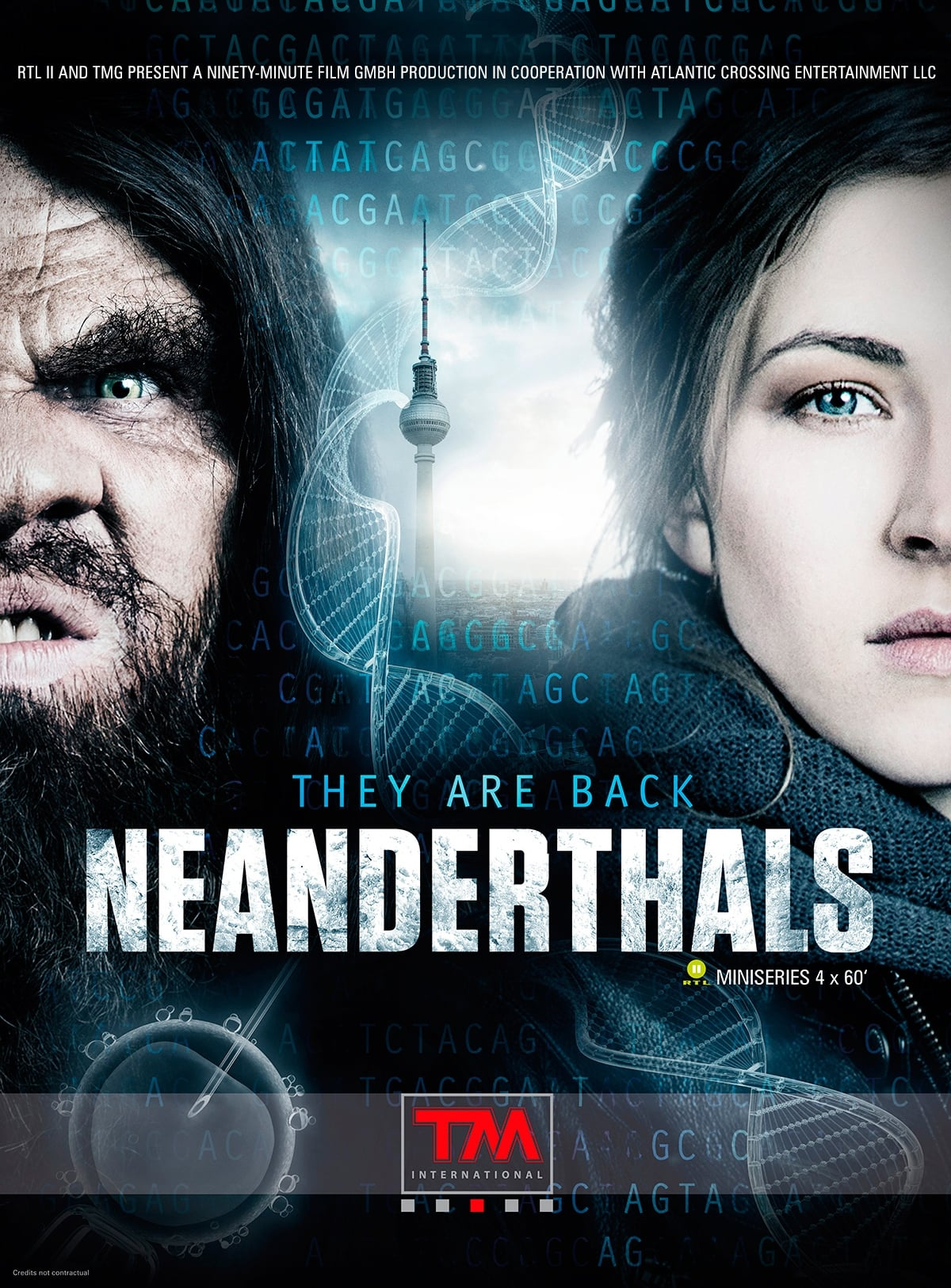 Neandertaler TV Shows About Experiment