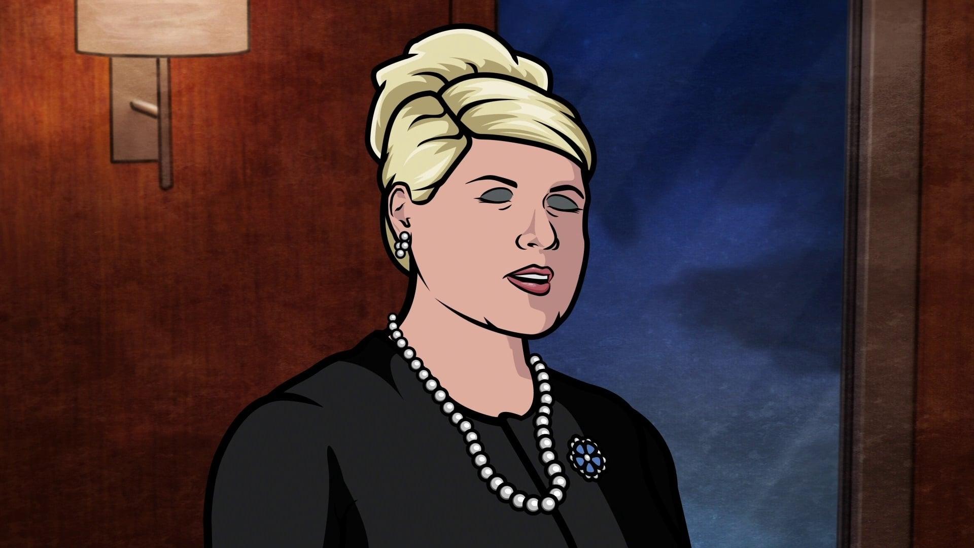 Archer Season 1 :Episode 7  Skytanic
