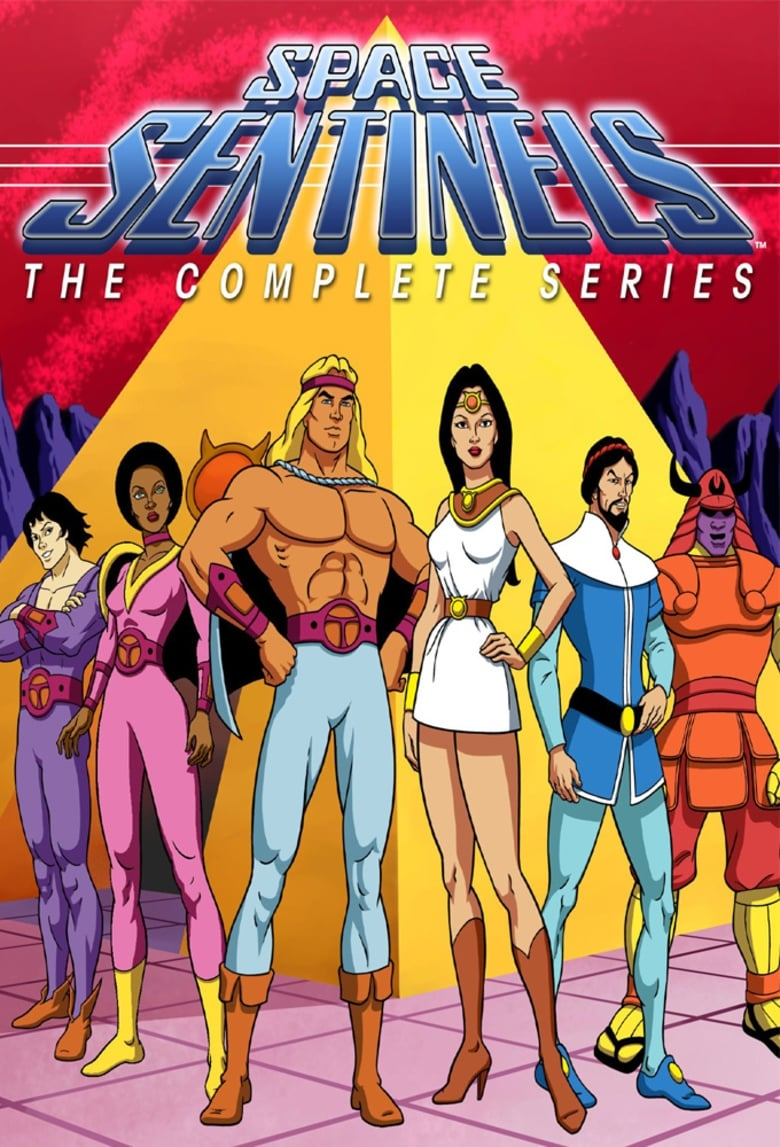 Space Sentinels TV Shows About Greek Mythology