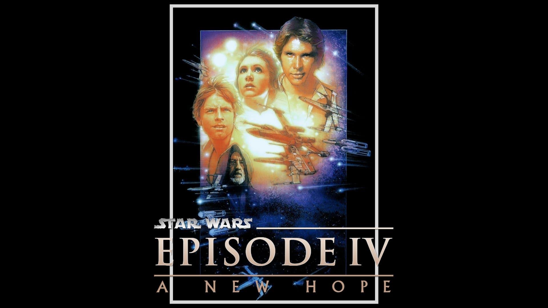 Star Wars – Episodio IV: Una nueva esperanza