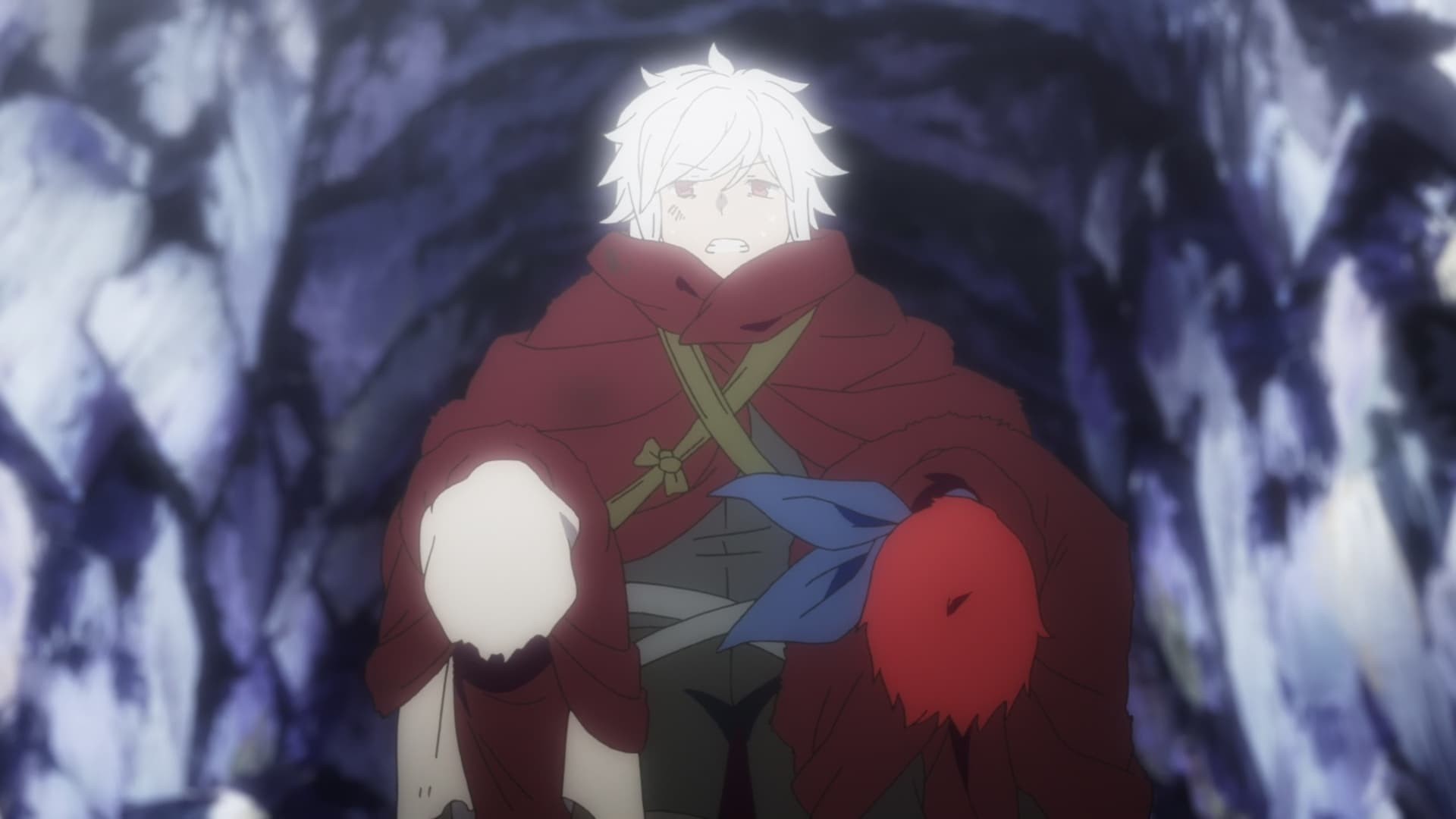 Is It Wrong to Try to Pick Up Girls in a Dungeon? Season 1 :Episode 11  Under Resort: Labyrinth Utopia