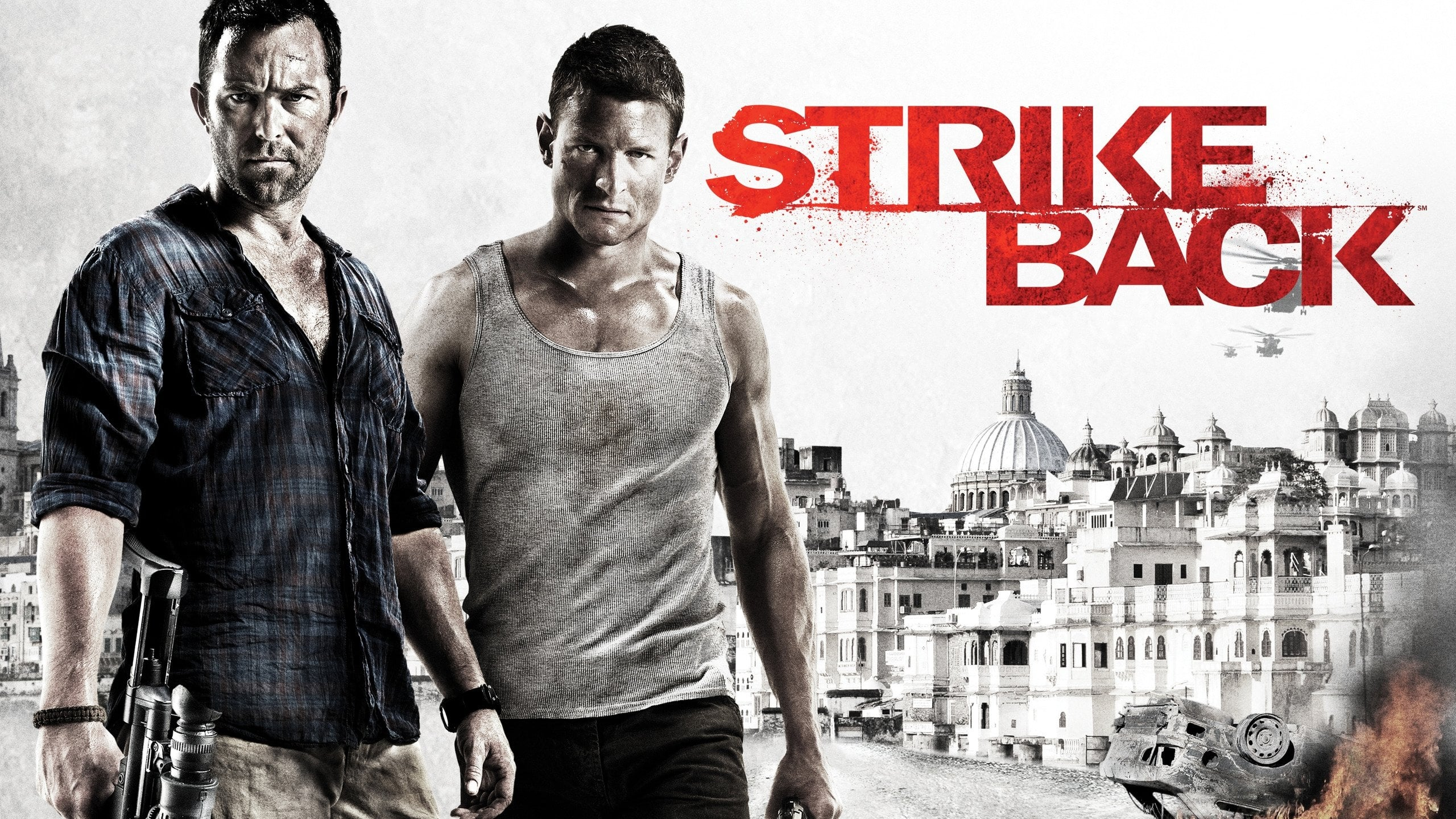 One last shot; Strike Back start in februari