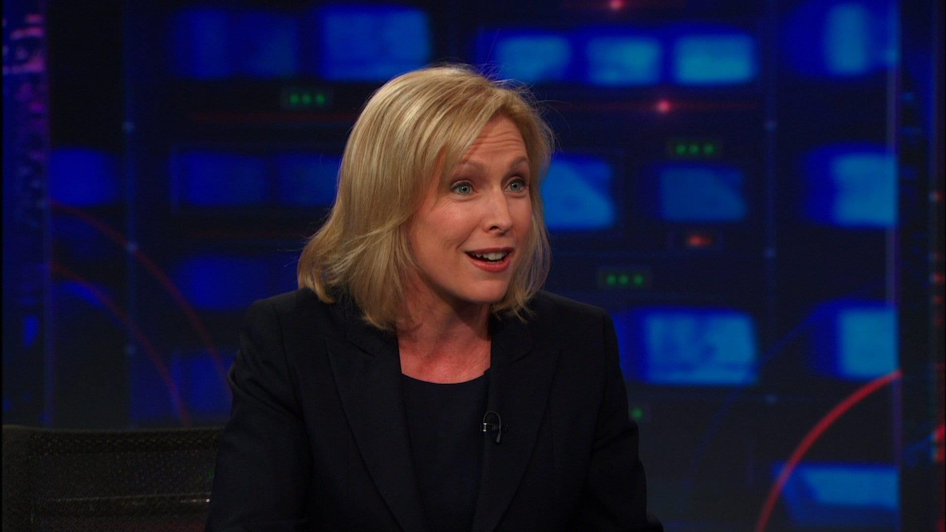 The Daily Show with Trevor Noah Season 18 :Episode 140  Kirsten Gillibrand