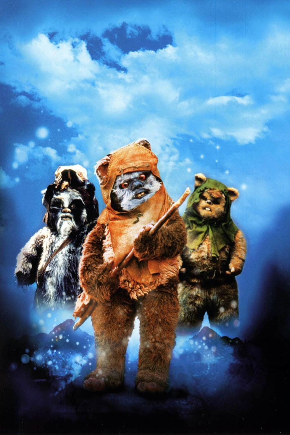 All movies from star wars the ewok adventures collection - Ewok wallpaper ...