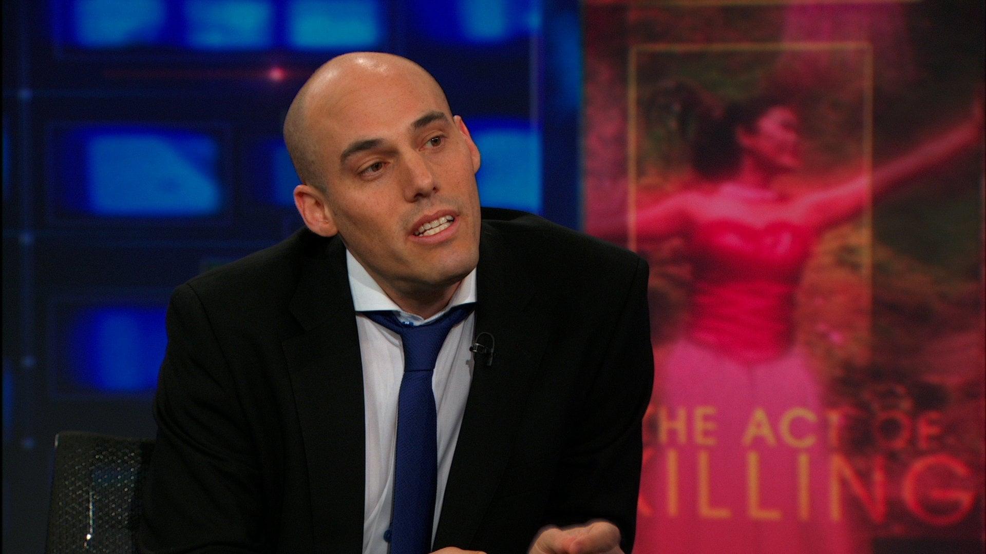 The Daily Show with Trevor Noah Season 18 :Episode 142  Joshua Oppenheimer